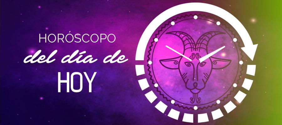 Horóscopo Capricornio Hoy -  Horóscopo diario de Capricornio