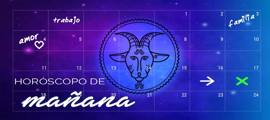 Horóscopo Capricornio de Mañana