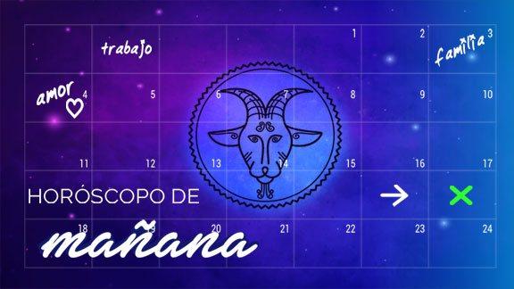 Horóscopo MAÑANA Capricornio - capricorniohoroscopo.com