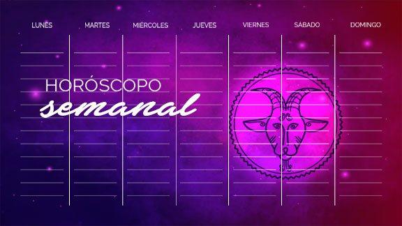 Horóscopo Capricornio semanal- capricorniohoroscopo.com